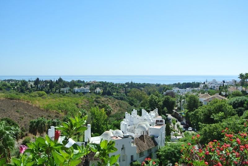 panoramic views 3 beds Lomas Del Marbella Club
