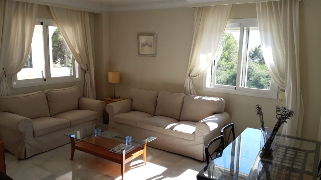 sunny 3 bedrooms with wonderful seaviews